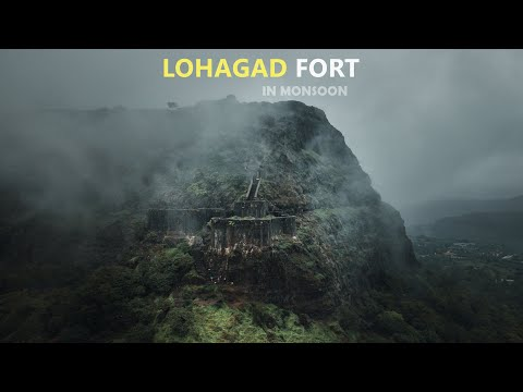 Lohagad Fort | Monsoon | Ep 2 | Places to visit - Pune