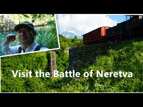Trip to the Battle of Neretva Bridge, Visit Bosnia