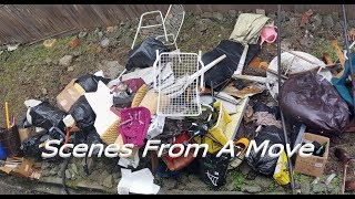 Decluttering as we Move Houses and Extreme Downsizing! Getting Rid of So Much Stuff
