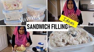 5 Yummy Sandwich Filling Ideas (halal)