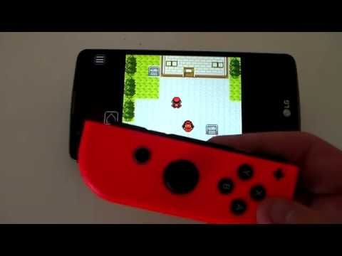 How to Connect a Switch Joycon to your Android Phone