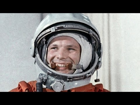 Yuri Gagarin video: 50th anniversary of the first man in space