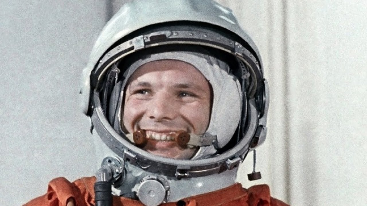 Yuri Gagarin video 50th anniversary of the first man in