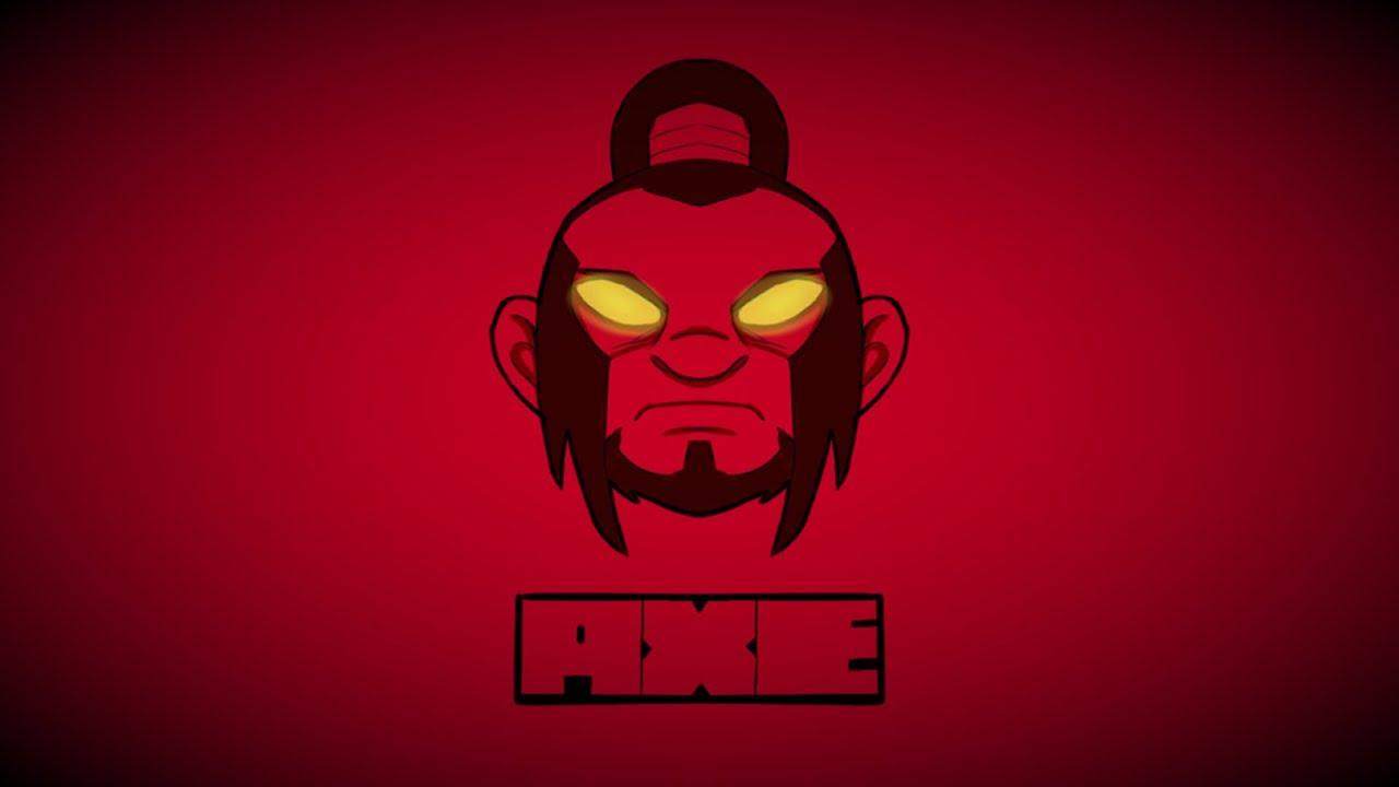 axe the one man army dota 2 youtube