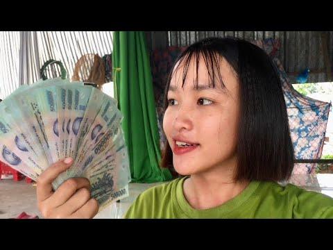 Lần Đầu Đi Nhận Tiền Từ Youtube
