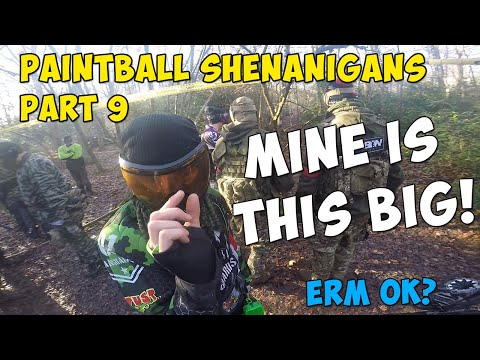 Paintball Shenanigans (Part 9)