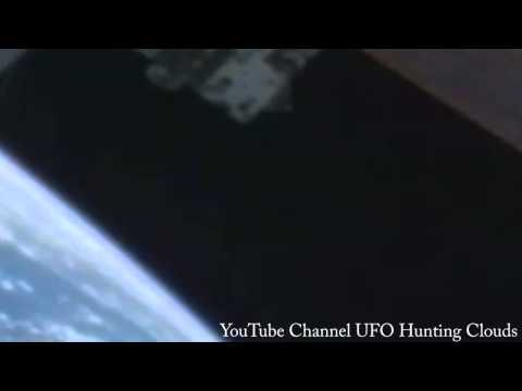 ISS Captures UFO Leaving Earth at High Rate of Speed! Amazing