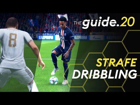 FIFA 20 Strafe Dribbling Tutorial - Improve 1vs1 Dribbling with the NEW Dribbling | FIFA 20 Tutorial