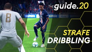 FIFA 20 Strafe Dribbling Tutorial - Improve 1vs1 Dribbling with the NEW Dribbling | FIFA 20 Tutorial