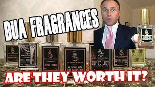 Dua Fragrances - Are they worth buying?