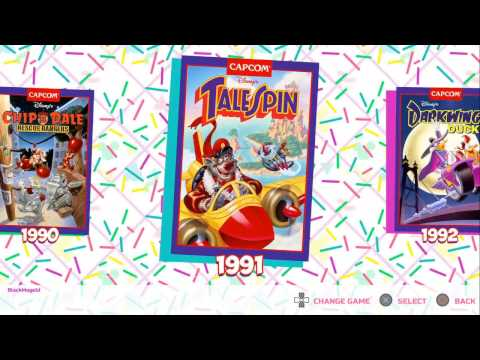 Update with a bit of the Disney Afternoon Collection |