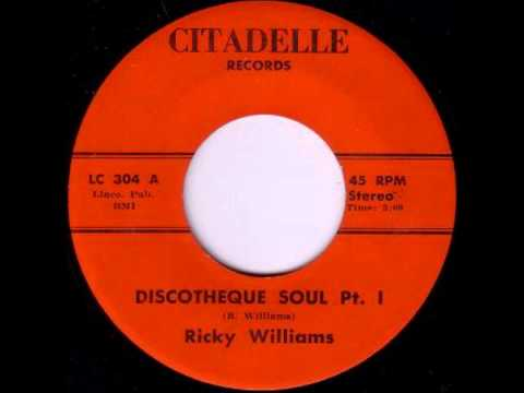Ricky Williams - Discotheque Soul [part.1]