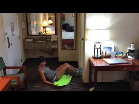 Simply Fit Board Hotel Workout