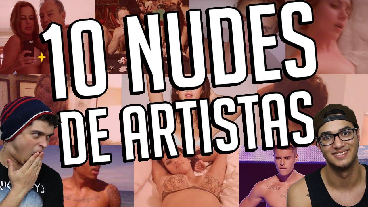 10 artistas que tiveram seus nudes vazados