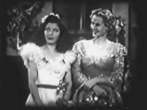 Jack Oakie & Buster Keaton in Heaven - That's The Spirit