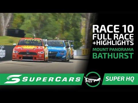 Full Race: Race 10 Bathurst - HD | Supercars All Stars Eseries 2020