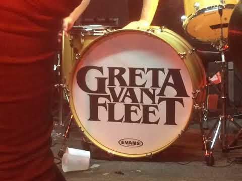 Greta Van Fleet   04   Edge Of Darkness Live at The Basement Columbus, OH 8 15 17