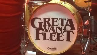 Greta Van Fleet 04 Edge Of Darkness Live at