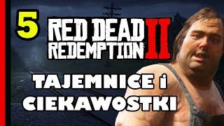 Red Dead Redemption 2 - Tajemnice i Ciekawostki 5