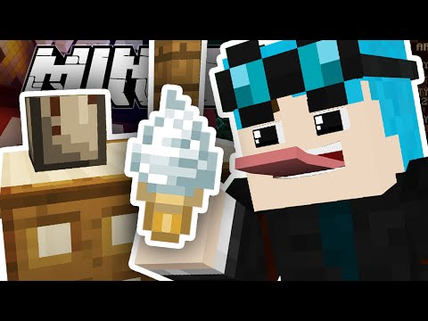Minecraft | FREE ICE CREAM FOR EVERYONE?!