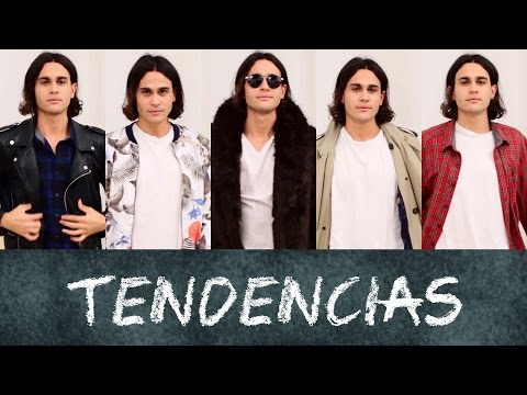 Tendencias de Otoño-Invierno en moda masculina I Arturo Gil y Adrián Huerta