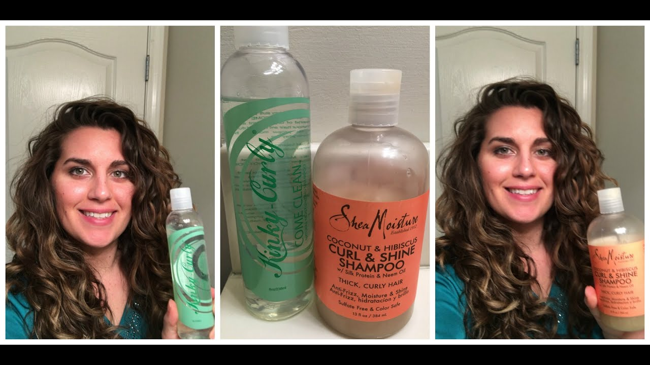 Top Affordable Sulfate Free Curly Method And Clarifying Shampoos