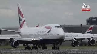 Fathers Day LIVE! From London Heathrow Airport 16/6/19