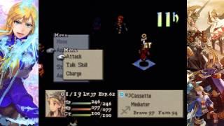 Final Fantasy Tactics [Part 45] - Deep Dungeon, NOGIAS, TERMINATE, DELTA