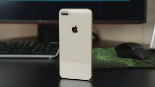 Обзор Apple iPhone 8 Plus. Сравнение с iPhone 7 Plus