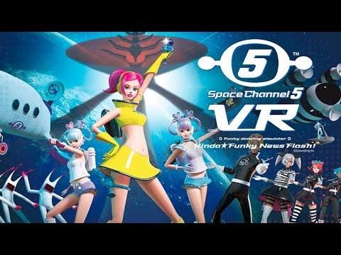 Space Channel 5 VR : Kinda Funky News Flash! - Bande Annonce de lancement