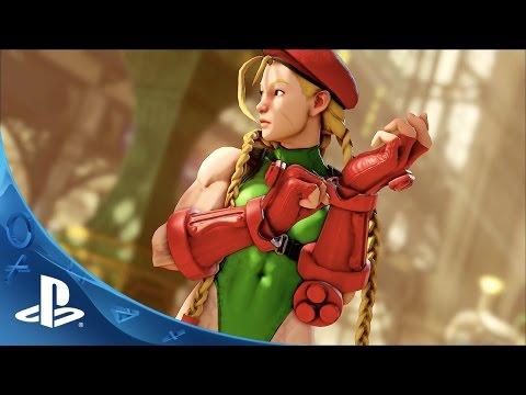 Street Fighter V - E3 2015 Trailer | PS4