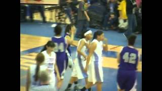 #4 Wind River at Wyoming Indian - 2A Girls Basketball 12/28/13