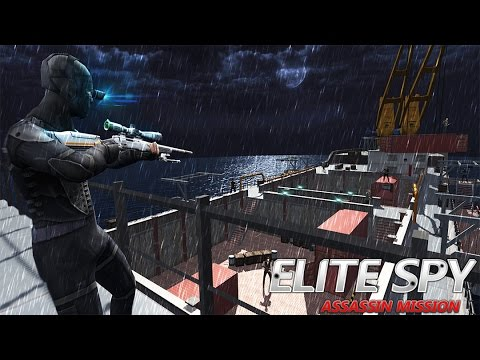 Elite Spy: Assassin Mission - Ultimate spy game by Vasco Games