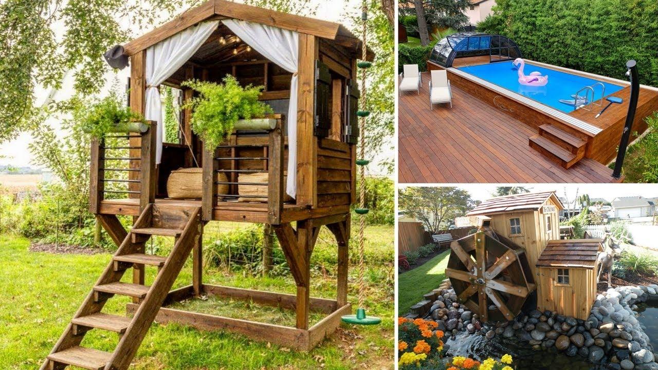 Лучшие постройки для частного участка и загородного дома