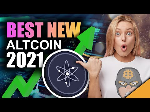Best New 2021 Altcoin To 100x (Cosmos Price Prediction)