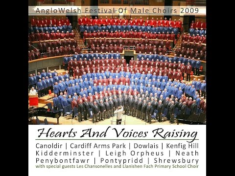 World's Largest Ever Male Choir with Cardiff Arms Park Male Choir (1993)