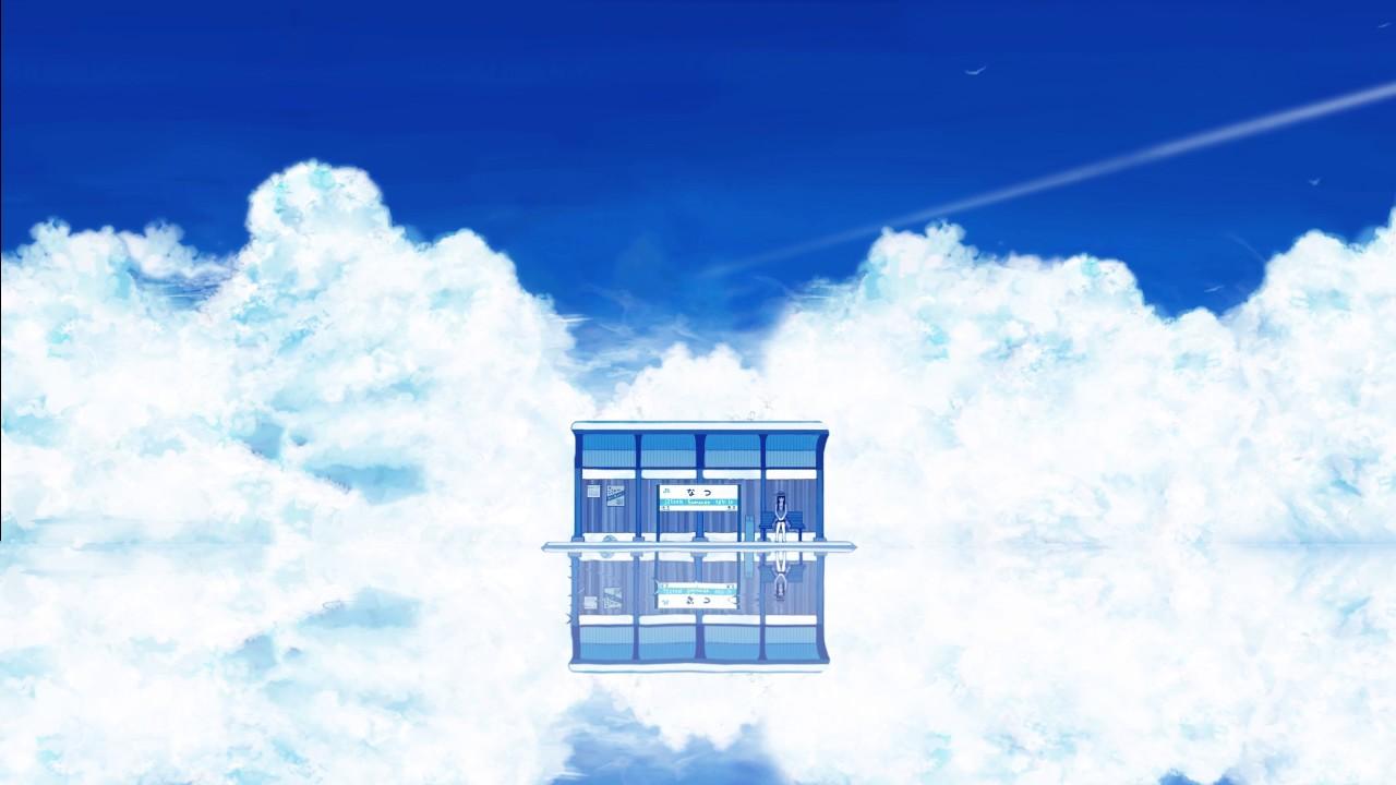 Summer Scenery Anime Scene Wallpaper Engine Youtube