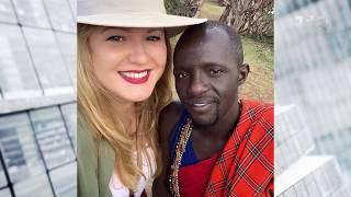 Акторка Олеся Жураківська розповіла про свої пригоди в Африці