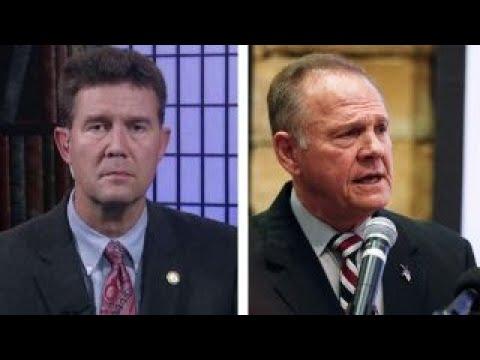 Alabama Secretary of State addresses Roy Moore allegations