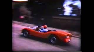 Luigi Colani | Colani GT | slalom race Berliner Bär 1969