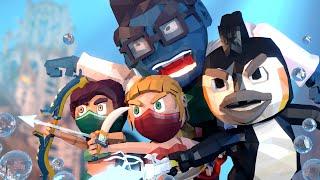 Atlanteans Assemble Animated! (Minecraft Animation)