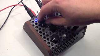 GET LOFI Quad oscillator with (almost) (D)elay...Sound and Noise Generator