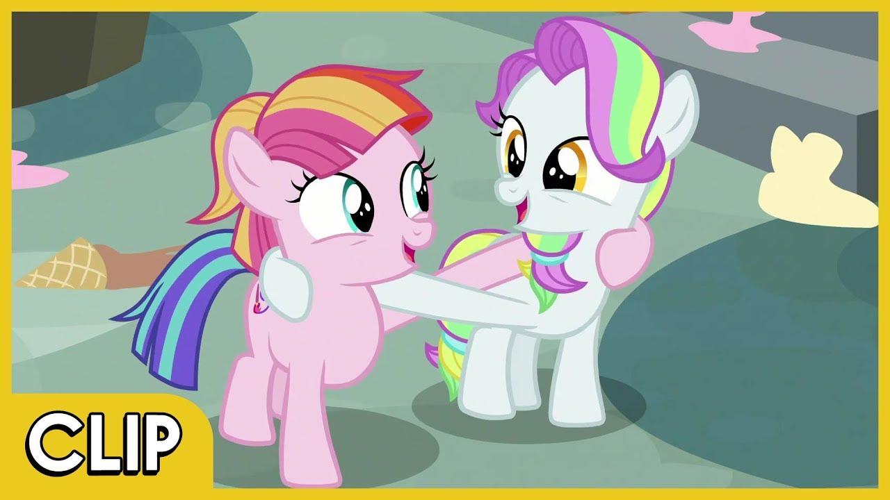 toola roola and coconut cream mlp friendship is magic