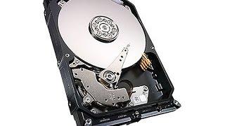 3TB Seagate hard drive problem & solution
