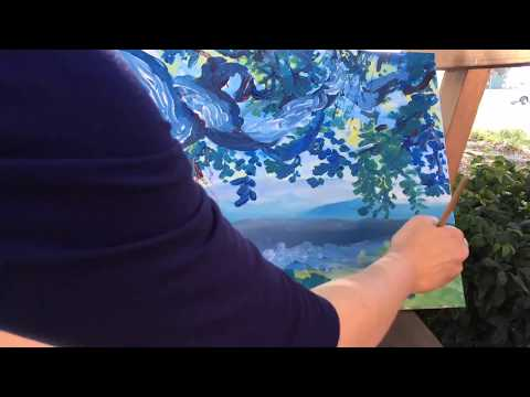 Time-Lapse Painting,