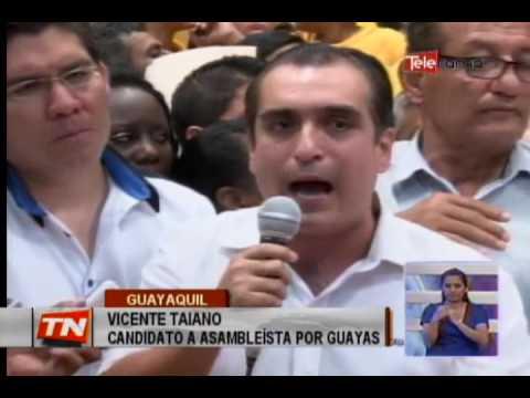 PSC-MG Inscribieron candidaturas para asambleístas en Guayas