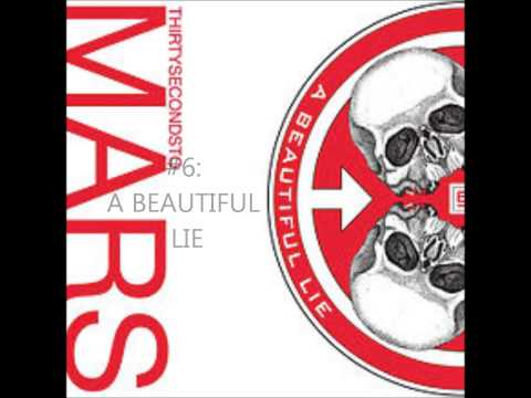 My Top 10 30 Seconds To Mars Songs