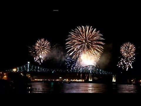 Puente Jacques Cartier 375 años de Montreal