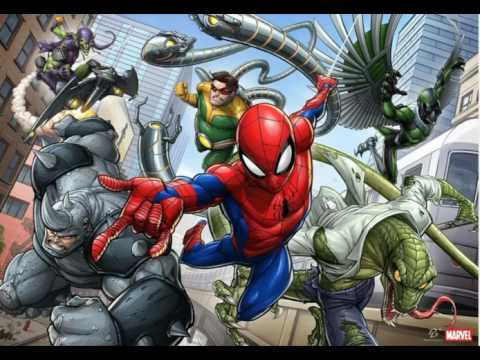 NIGHTCORE: Spider-Man (Here Comes The Spider-Man) - Michael Bublé