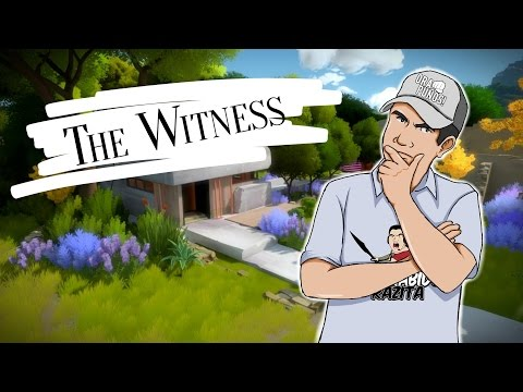 The Witness: Puzzles Locos Ep. 11 | Final del Pantano |